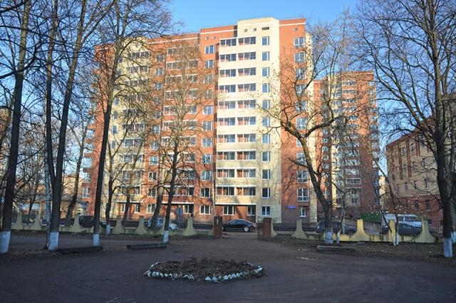 Щелково улица Шмидта