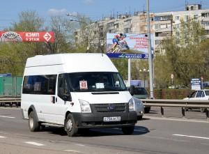 Мпршрутные такси Литвиново