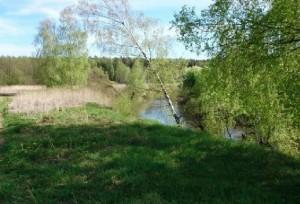 Река Воря Щелковский район